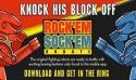 Rock 'em Sock 'em Robots Android Mobile Phone Game