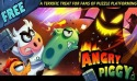 Angry Piggy Adventure Android Mobile Phone Game