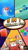 Ultimate Fun 5 in 1 Java Mobile Phone Game