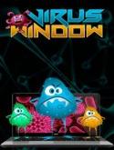 Virus Window Game for Java Mobile Phone