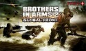 Brothers in Arms 2 Global Front HD Android Mobile Phone Game