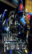 Talking Transformer Wheelie Game for Android Mobile Phone