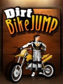 Dirt bike jump Java Mobile Phone Game