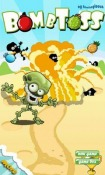 Bombs vs Zombies. Bomb Toss Android Mobile Phone Game