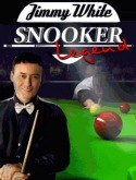 Jimmy Whites: Snooker Legend Game for Java Mobile Phone