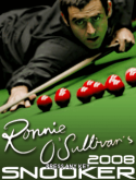 Ronnie O'Sullivan's Snooker 2008 Java Mobile Phone Game