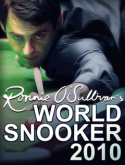 Ronnie O'Sullivans: World Snooker 2010 Java Mobile Phone Game