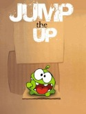 Jump the up: Om-Nom Java Mobile Phone Game