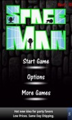 Space Man Game for Android Mobile Phone