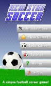 New Star Soccer Android Mobile Phone Game