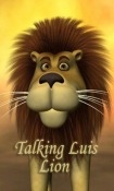Talking Luis Lion Android Mobile Phone Game