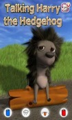 Talking Harry the Hedgehog Game for Android Mobile Phone