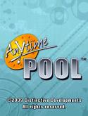 Anytime Pool Java Mobile Phone Game