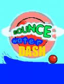Bounce Water Dash Java Mobile Phone Game