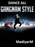 Dance All Gangnam Style Game for Java Mobile Phone