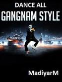 Dance All Gangnam Style Sony Ericsson W910 Game