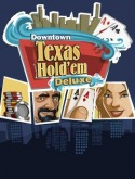 Downtown Texas Holdem Deluxe Game for Java Mobile Phone