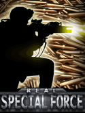 Real Special Force Game for Java Mobile Phone