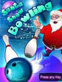 Santa Snow Bowling Java Mobile Phone Game