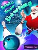 Santa Snow Bowling Java Mobile Phone Game