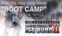 Destroy Gunners SP II: ICEBURN Android Mobile Phone Game