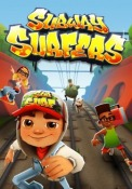 Subway Surfers iOS Mobile Phone Game