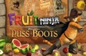 Fruit Ninja: Puss in Boots iOS Mobile Phone Game