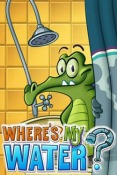 Where's my water? iOS Mobile Phone Game