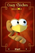 Crazy Chicken Deluxe - Grouse Hunting iOS Mobile Phone Game