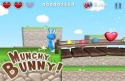 Munchy Bunny iOS Mobile Phone Game