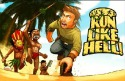 Run like hell! iOS Mobile Phone Game