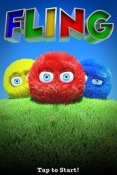 Fling! iOS Mobile Phone Game