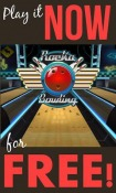 Rocka Bowling 3D Android Mobile Phone Game