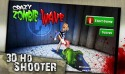 Crazy Zombie Wave Game for Android Mobile Phone
