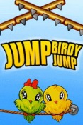 Jump Birdy Jump iOS Mobile Phone Game