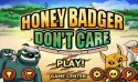 The Honey Badger Android Mobile Phone Game