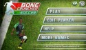 Bonecruncher Soccer Game for Android Mobile Phone