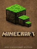 Minecraft 3D MOD 2 Game for Nokia X2-02
