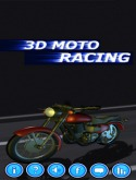Moto racing 3D Java Mobile Phone Game
