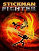 Stickman fighter Game for Java Mobile Phone