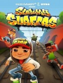 Subway Surfers Game for Java Mobile Phone