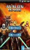 Avalon Wars Android Mobile Phone Game
