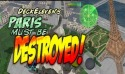 Paris Must Be Destroyed Android Mobile Phone Game
