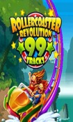 Rollercoaster Revolution 99 Tracks Android Mobile Phone Game