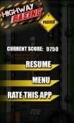 Highway Racing Android Mobile Phone Game