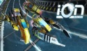 Ion Racer Game for Android Mobile Phone