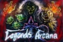 Legends Arcana Android Mobile Phone Game