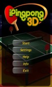 iPing Pong 3D Game for Android Mobile Phone