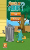 Where's My Perry? Game for Android Mobile Phone