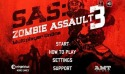 SAS Zombie Assault 3 Android Mobile Phone Game